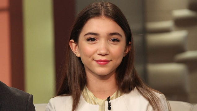 Rowan Blanchard, 13-Year-Old Disney Star, Is Smarter on Masculism Than Many Adults