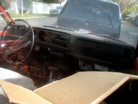 1974 Datsun Pickup Truck