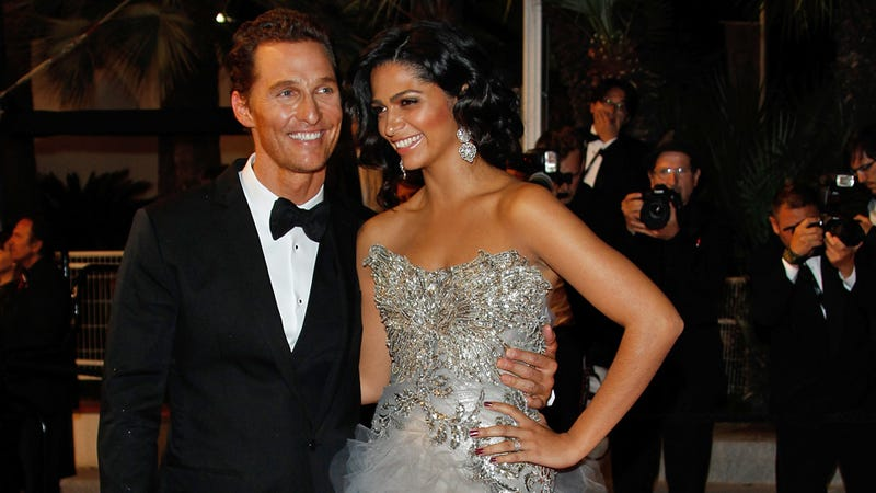 Matthew McConaughey's Tweet Announcing His Wife's Pregnancy Will Leave a Taste of Kashi in Your Mouth