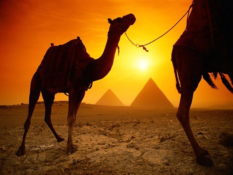 A Fascinating New Alternate History In Which Egypt Rules The World