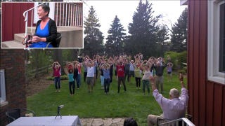 Terminally Ill Woman Surprised By Flash Mob of Everyone She Loves