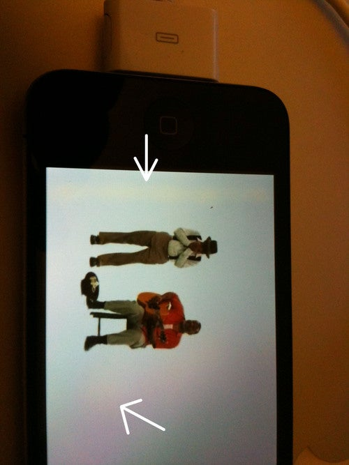 iPhone Tint Problem Gallery 3