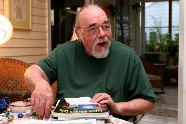 The Scifi Obsession Of Dungeons and Dragons Creator Gary Gygax