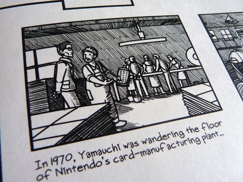 Flipping Through The Nintendo History System