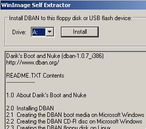 Darik's Boot and Nuke Securely Wipes Your System in an Emergency