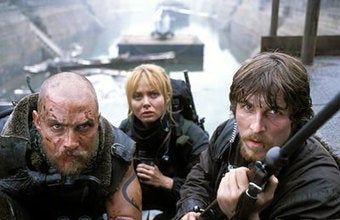 Tonight's Commentary Twack: Reign of Fire