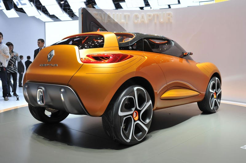 Renault builds a Juke you won't have to explain to mom