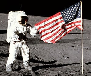 Despite What The Papers Say, Moon Landing Genuine