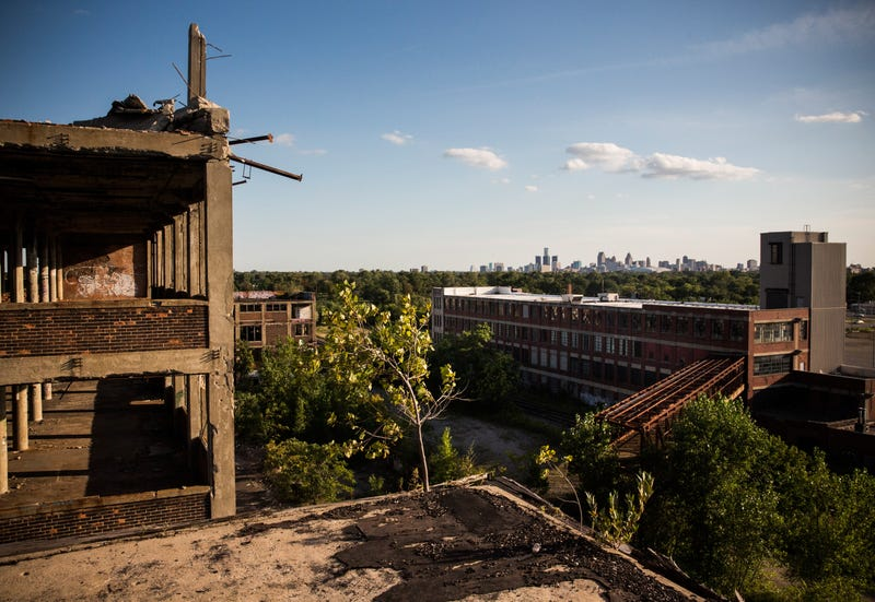 Bidder Who Won The Packard Plant Is Basically Paying With Sofa Change
