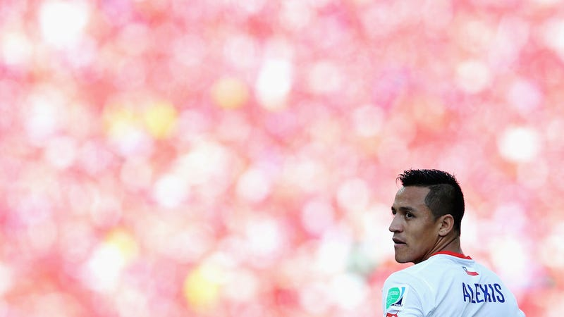 Why Chile Can Beat Brazil And Make A Deep World Cup Run