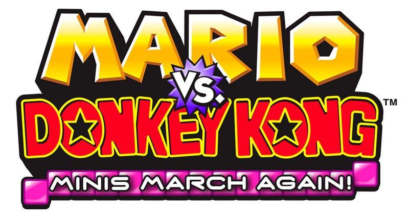 Mario Vs. Donkey Kong, Flipnote Studios Coming To DSiWare