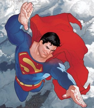 The physics of Superman