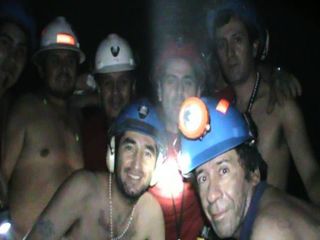 No Video Games For Trapped Chilean Miners