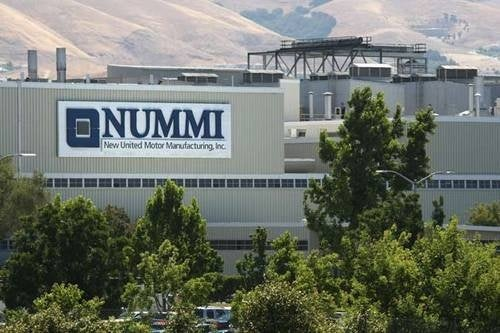 Tesla Paid $42M For NUMMI, Lacks Electric Car Deal With Toyota
