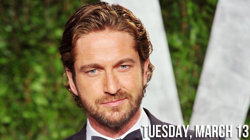 Noted Hollywood Hornbag Gerard Butler is a Total Homewrecker