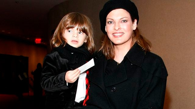 Salma Hayek's Husband Fathered Linda Evangelista's Baby