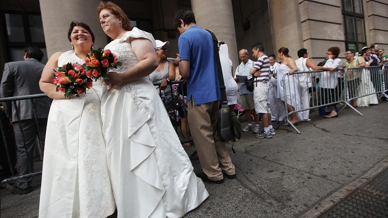 Washington State Is Going to Legalize Gay Marriage