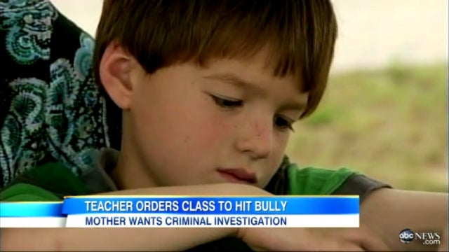 Kindergarten Teacher in Trouble for Ordering Students to Hit Classmate Accused of Bullying