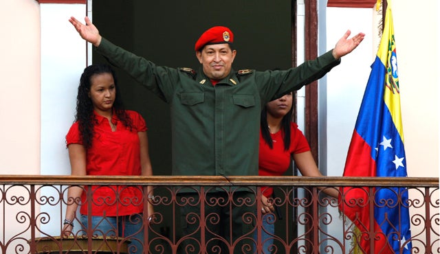 Hugo Chavez to Rig Another Election in 2012