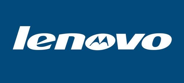Lenovo Now Officially Owns Motorola