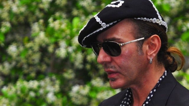 John Galliano Fired From His Own Label