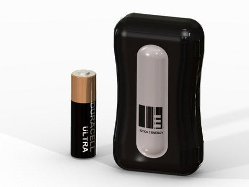 M2E Developing Kinetic Cellphone Charger That is Up to 700 Percent More Effective