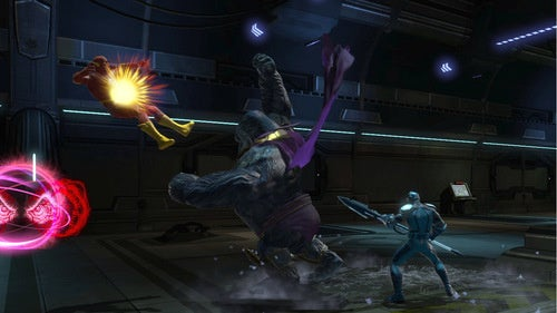 DC Universe Online Adds Talking Monkeys In Purple Undies