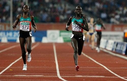 Thighlights Pit Kenyan Versus Kenyan