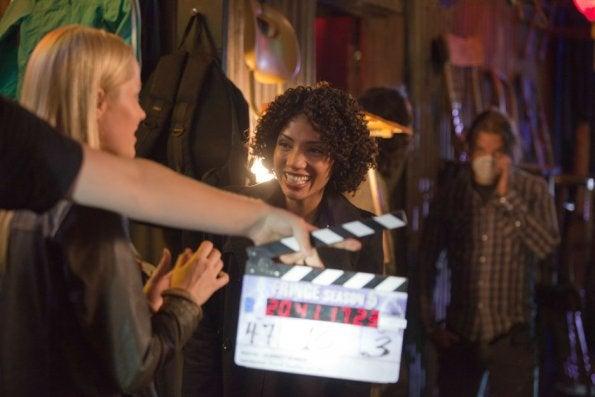 Fringe Behind the Scenes Photos