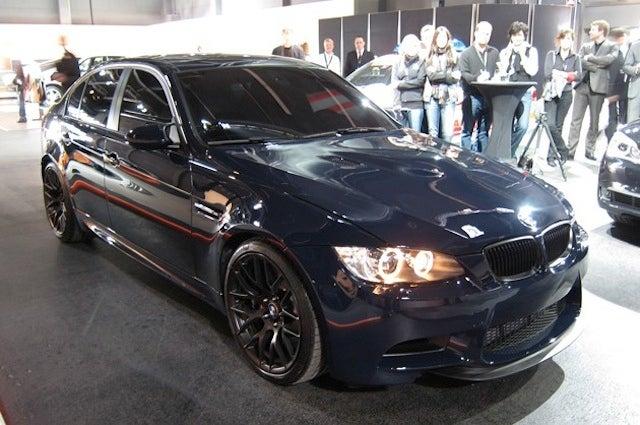 BMW bringing lightweight M3 sedan to Nurburgring M Festival