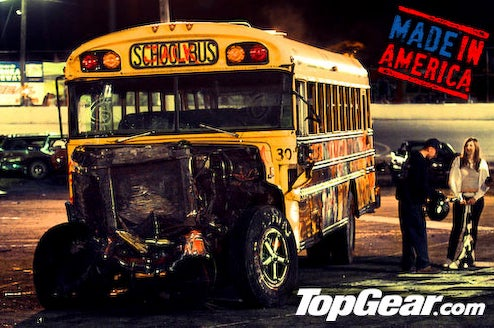 Top Gear Launches US Web Site