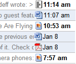 Ask Lifehacker: Keep track of attachments in Gmail?