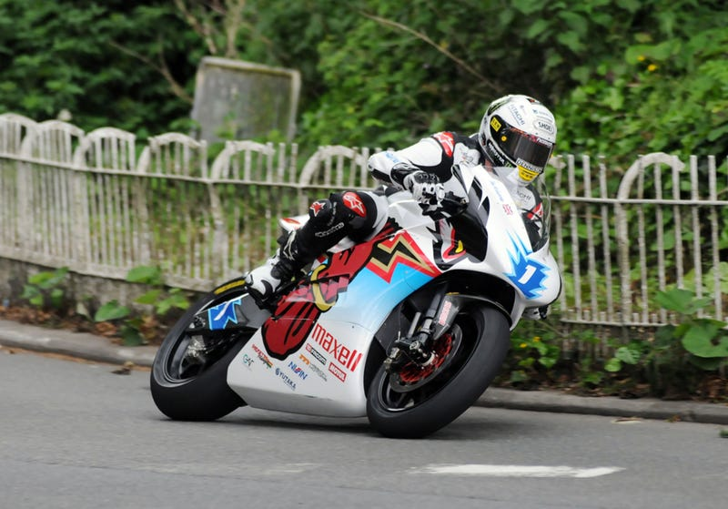 This Is The Most Surreal Isle Of Man Lap You'll See
