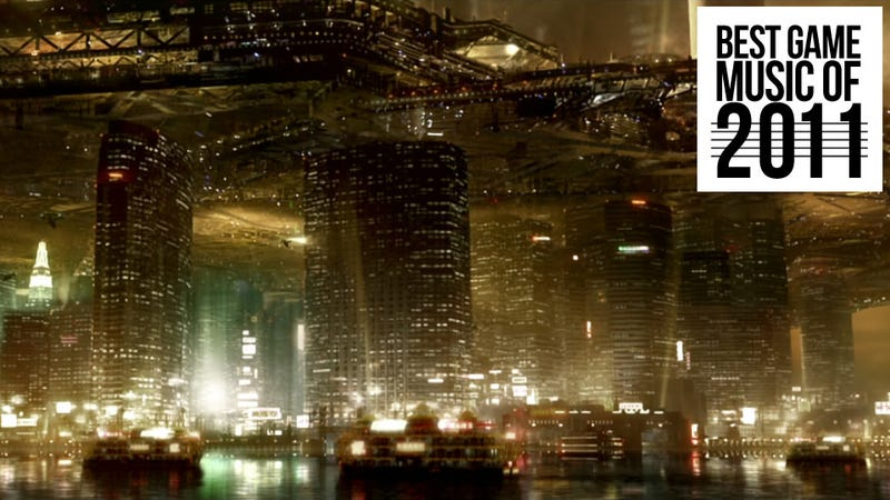 The Best Game Music of 2011: Deus Ex: Human Revolution