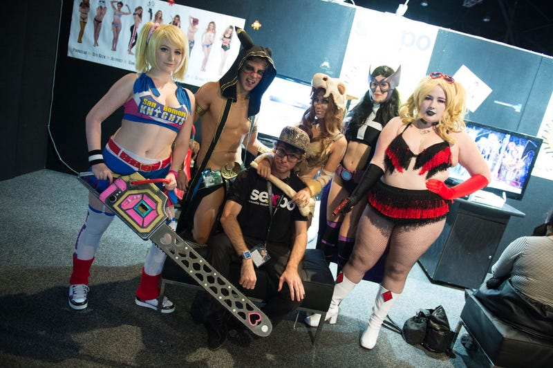Sex Expo Is The Perfect Place For Cosplay
