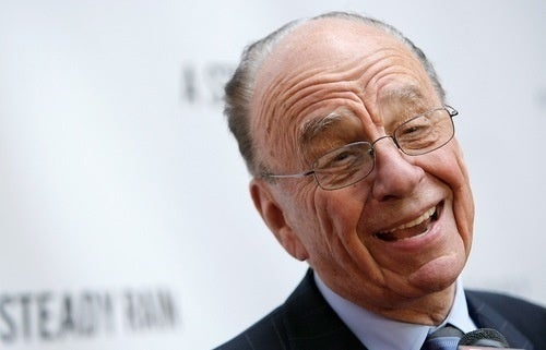 Oh, Fun: Rupert Murdoch's Supposedly Interested in Buying NBC Universal