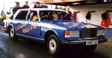 Going Out In a Blaze of Glory: Banger Racing