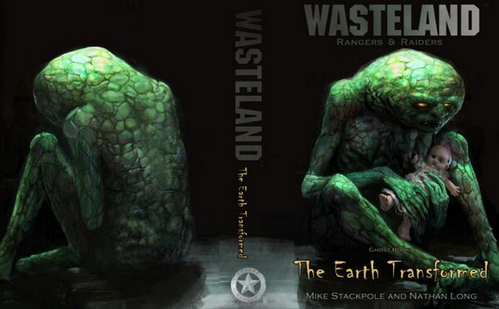 This Is The Cover Of The First Wasteland 2 Novella