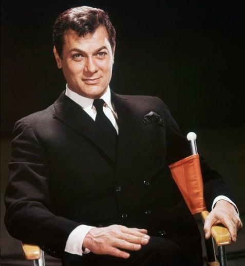 Tony Curtis Dead at 85