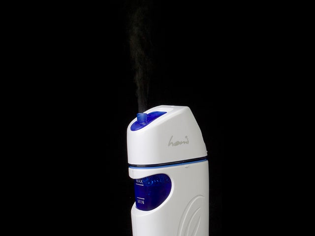 USB Mini-Cool Aroma/Humidifier Brings Moist and Smelly Coolness