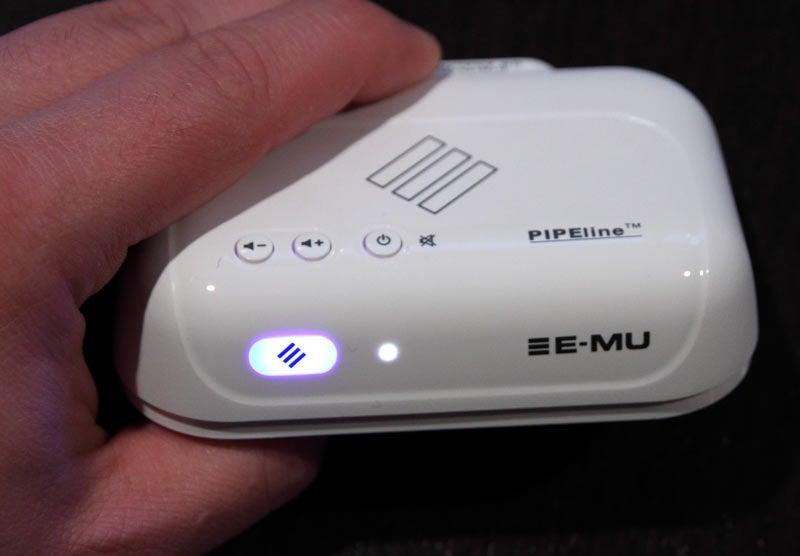 E-MU Pipeline Wireless Audio Transmitter/Receiver Lightning Review