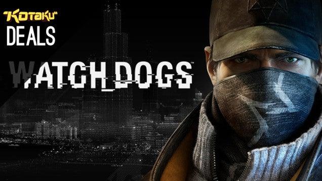 Watch Dogs, Sony Gold Wireless Headset, Pandemic, Reaper of Souls