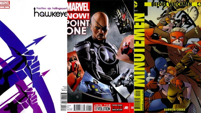 Four Comics Filled With Unlikely Parings This Week