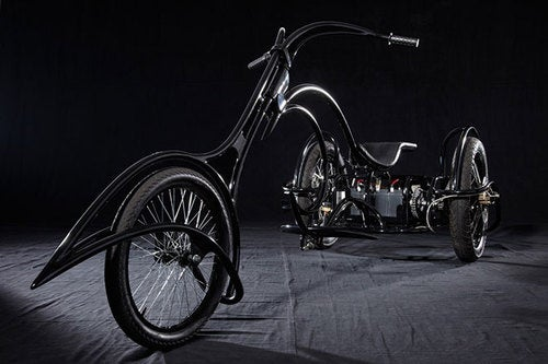 The Electric Tricycle that Mad Max Would Ride