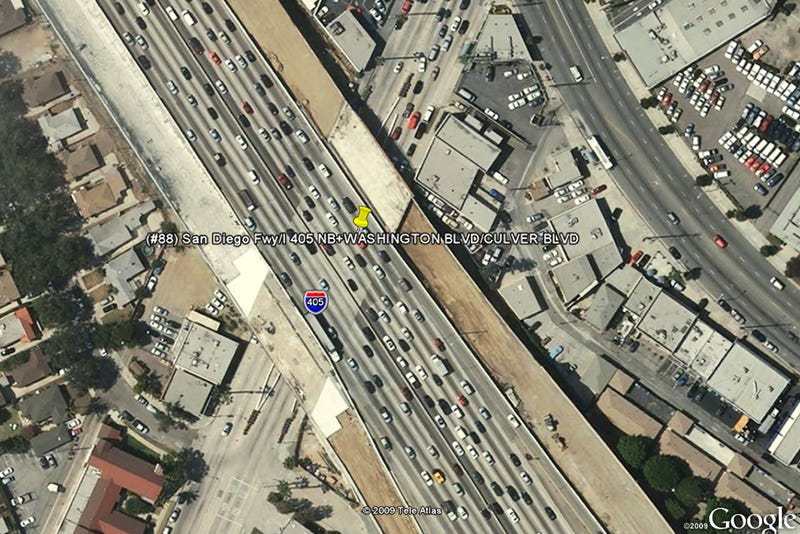 Los Angeles: America's Most Traffic-Congested CIty