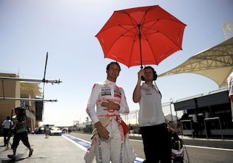 The 2010 Bahrain Grand Prix