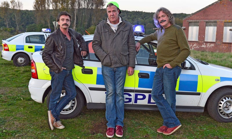 Do Any of You Watch Top Gear?