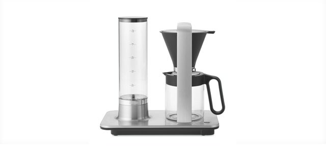A Beautiful Nordic Coffee Machine That's Pre-Approved for Snobs