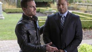 Should Arrow retire Diggle?