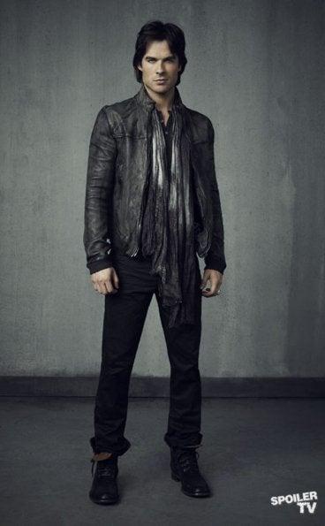 Vampire Diaries Cast Photos